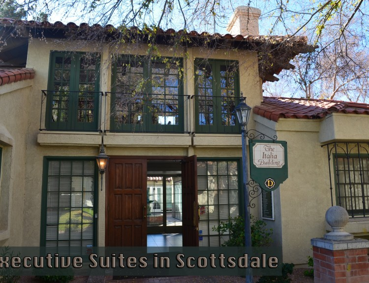 Executive suite in scottsdale